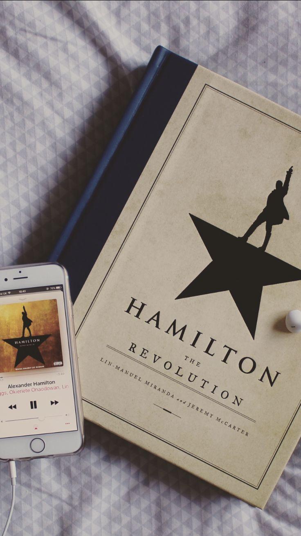 Hamilton iPhone Wallpaper