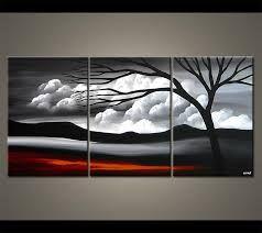 modern art black and white - Google Search