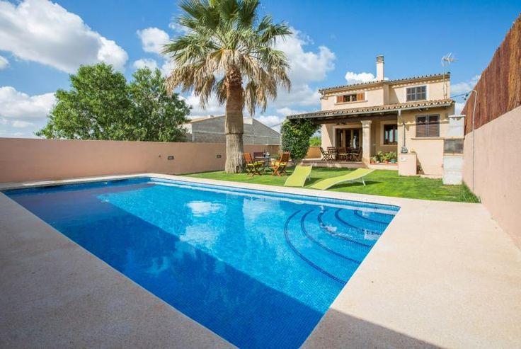 Holiday home Vilafranca de Bonany Mallorca Villa Spain for rent Son Pastor