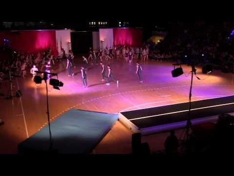 This video is about Slagelse Galla opvisning 2013