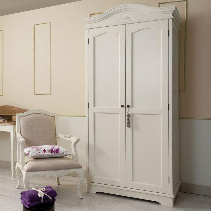 Armario Lavanderia Aereo ~ Armario provenzal blanco Paris 2 puertas jpg (1050 u00d71050) Closet Pinterest