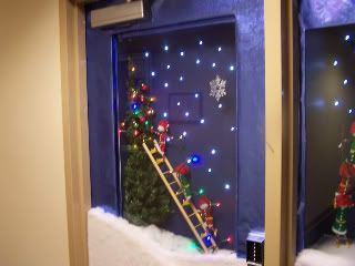 Best Decorate Your Door Images On Pinterest Doors - Christmas door decorating ideas for medical office