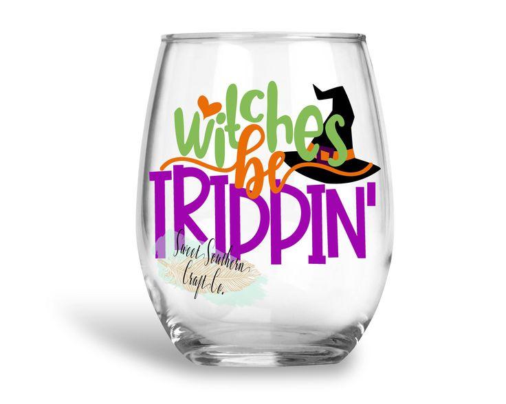 The 25 best halloween wine glasses ideas on pinterest black wine glasses cute halloween - Funny wine glasses uk ...