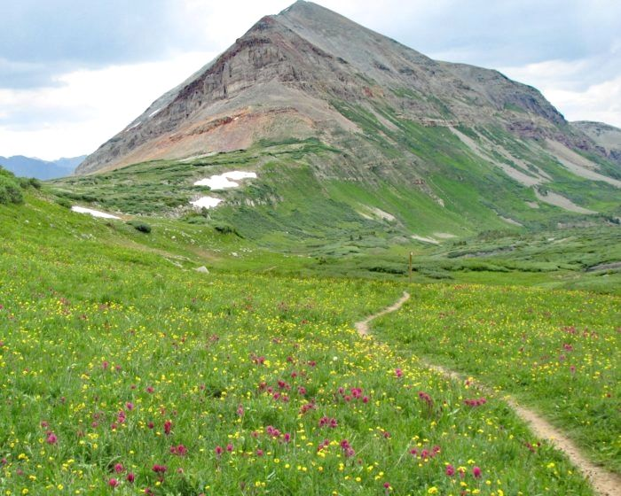The Colorado #Trail: Epic Big-#Mountain #Hiking at its Finest https://thetrek.co/colorado-trail-epic-big-mountain-hiking-finest/ mkexplore hikes natur