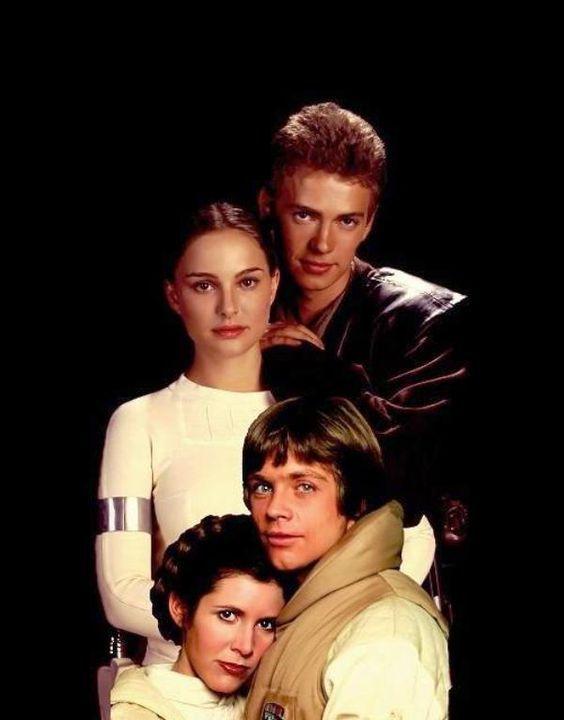 The Skywalkers Star Wars