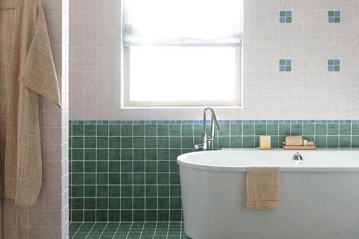 Tomasi ceramiche propone la serie classica stone marble - Rivestimenti bagno classici ...
