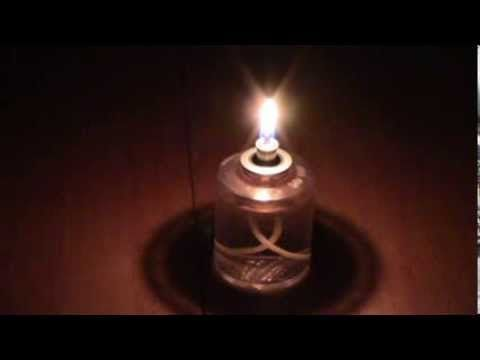 How to make a quick oil lamp out of household items - Don't Be Left in the Dark: Prepare for Power Outages Now!
