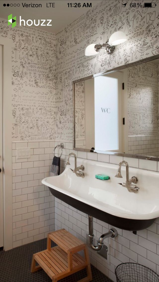 Small Bath Sink