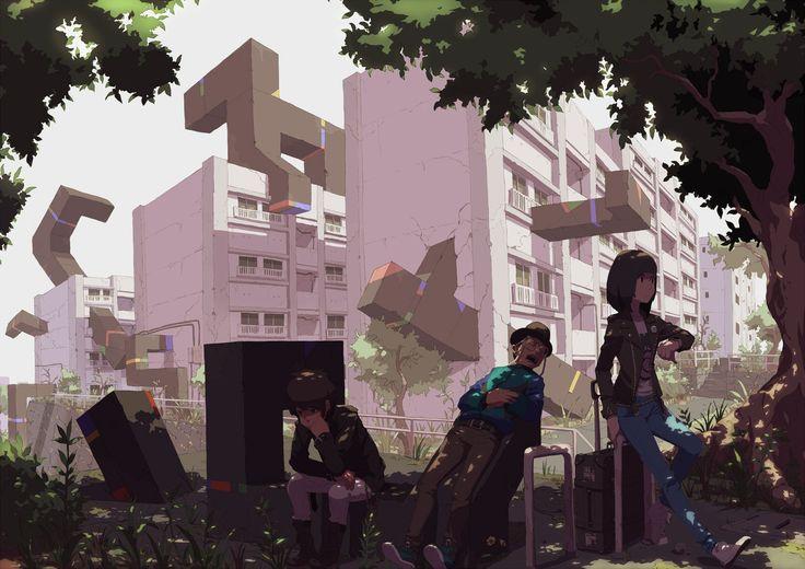 Apartment by Tomiokajiro on DeviantArt