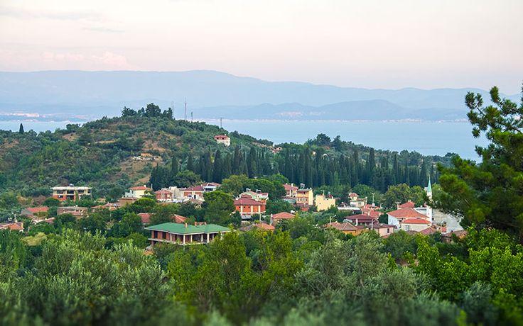 Çamlıbel Köyü, Edremit