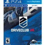 PSVR DriveClub  PlayStation 4