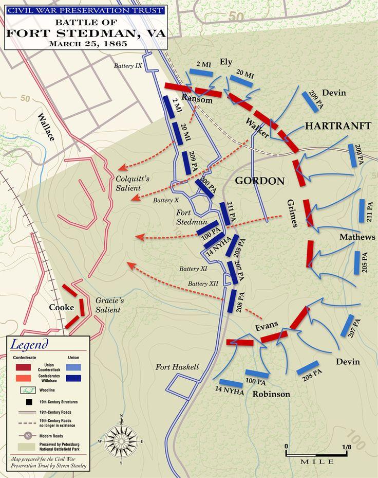 Best Civil War Battle Maps Images On Pinterest War American - Us civil war battle map