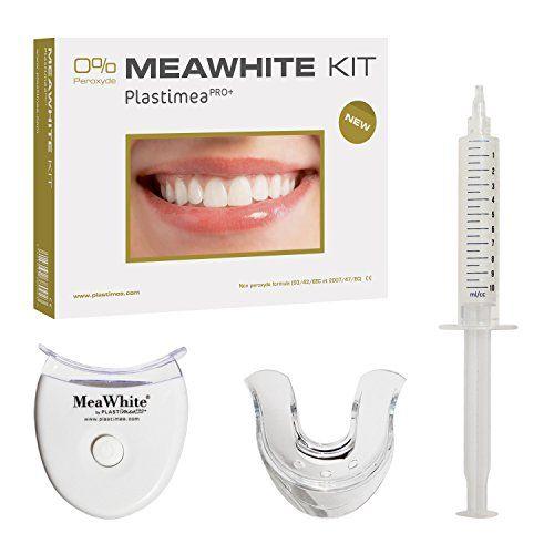 awesome MEAWHITE- Blanqueamiento Dental - Kit de Blanqueamiento 0% Peróxido Para Una Sonrisa Perfecta. BLANCO COMPROBADO Mas info: http://comprargangas.com/producto/meawhite-blanqueamiento-dental-kit-de-blanqueamiento-0-peroxido-para-una-sonrisa-perfecta-blanco-comprobado/