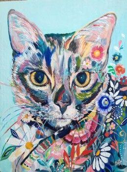 """""""MAXI"""" <3  Pet portrait by Starla Michelle"""