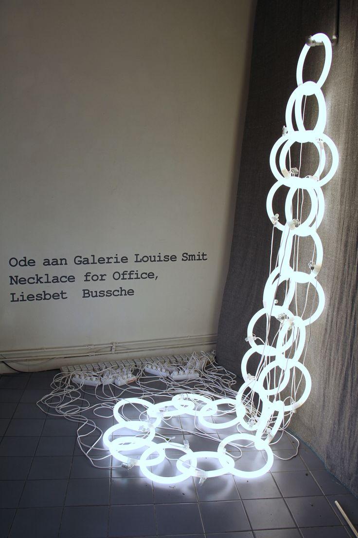 Liesbet Bussche, Necklace for Office, 2010