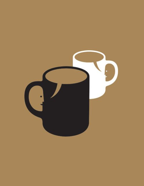 logo coffee talk