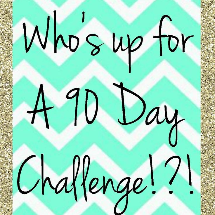 I challenge you to join It Works as a loyal customer. 90 days. That's all you need. Sbrown14.itworks.com