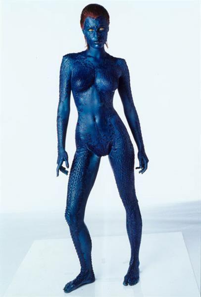 Люди икс мистика галерея костюмов