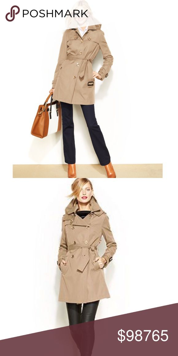 👜Belted Michael Kors Trench👜 👜 Michael Kors Jackets & Coats Trench Coats