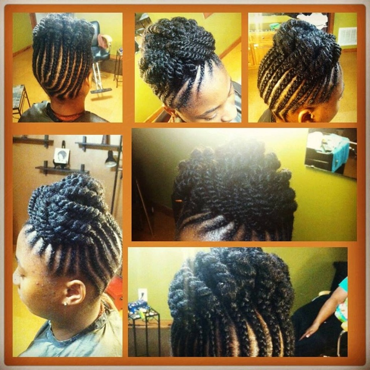1000+ images about Endless Natural Hairstyles on Pinterest Black ...