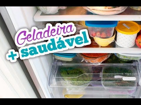 Comer alimentos saudáveis durante a correria da semana não é tarefa fácil, por isso hoje trouxe uma dica de como se organizar para fazer refeições que ajudem...