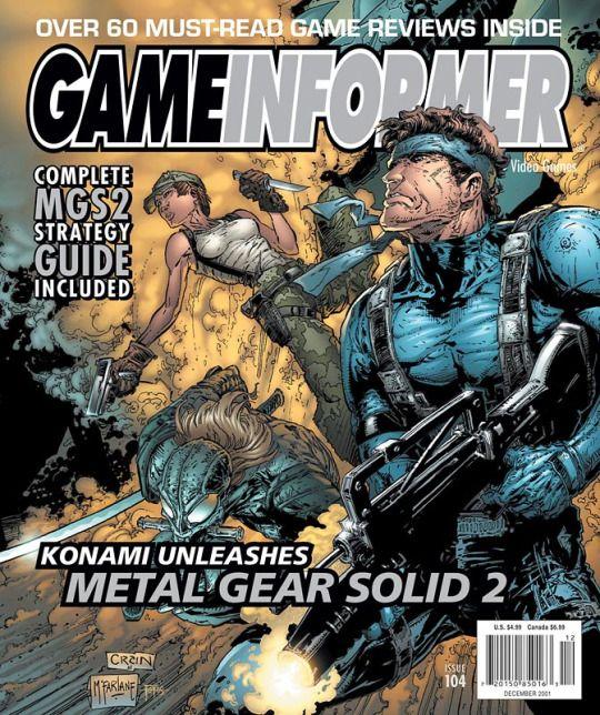 December 2001 #gaming #gamer #magazines
