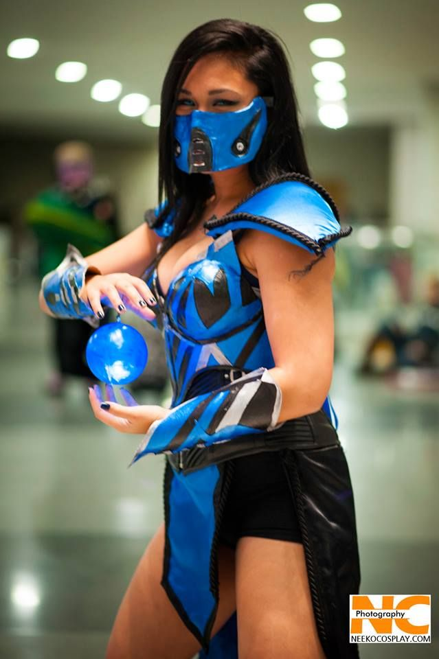 Share My Cosplay, An Awesome Female Subzero From  -5396