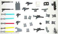 Lego Star Wars Minifigure Blaster Guns LightSaber Binoculars 30088 4 10212 10198