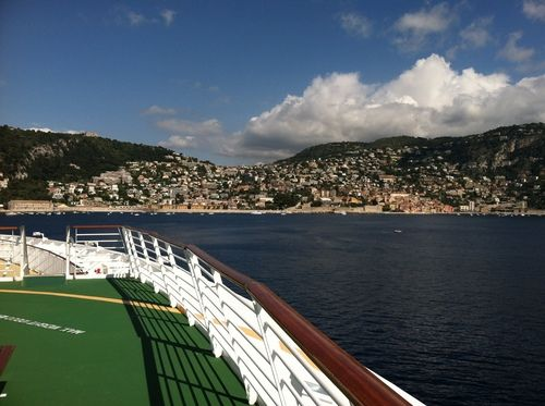 Repositioning cruises...such a bargain and relaxing to go overseas!