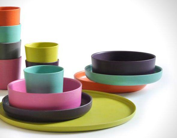 Biobu par Ekobo : Vaisselle Design Bio-Compostable