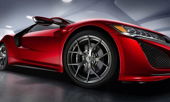 Con un moderno diseño y gran estilo Acura revive su NSX  La marca japonesa Honda en su filial de autos de lujo presentó al mundo su rediseñado deportivo dentro del Autoshow de Detroit.  http://www.podiomx.com/2015/01/con-un-moderno-diseno-y-gran-estilo.html