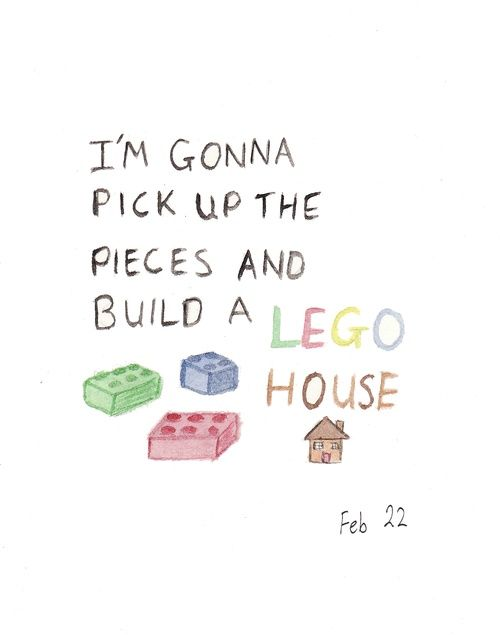 I'm gonna pick up the pieces - Ed sheeran <3