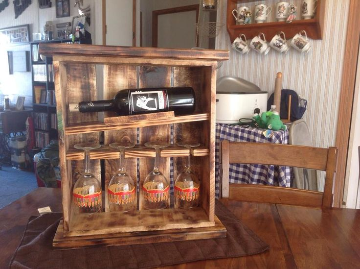 55 best mortals make awesome woodworking from the wwmm for How to make a wine rack out of pallet wood