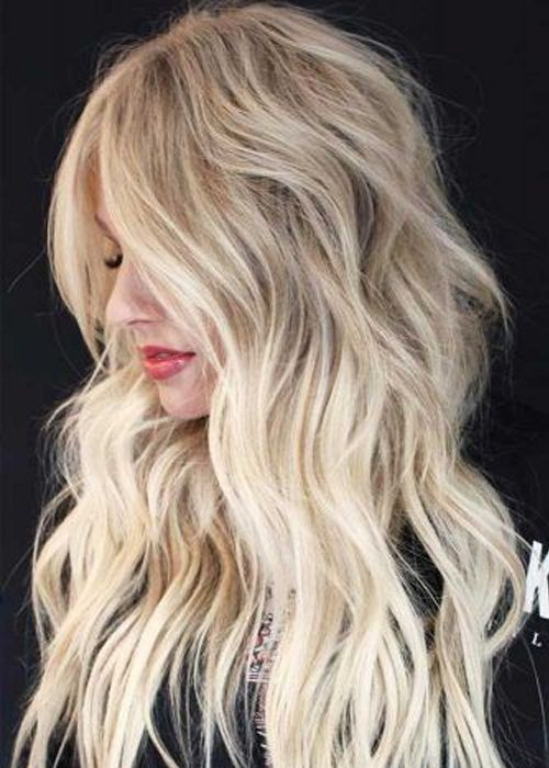 Amazing Long Wavy Hairstyles 2019 for Women to Rock This Year #womenswavyhairstyles