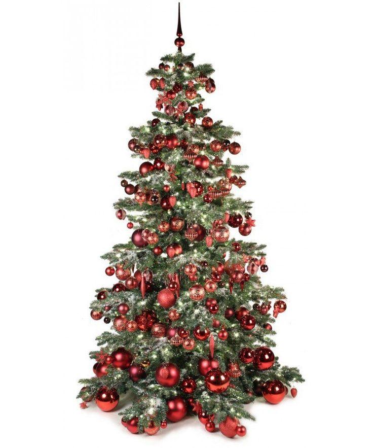 25 einzigartige geschm ckter weihnachtsbaum ideen auf. Black Bedroom Furniture Sets. Home Design Ideas