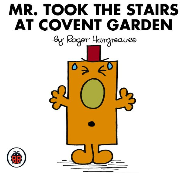 "16 ""Mr Men"" And ""Little Miss"" Characters That Sum Up London"