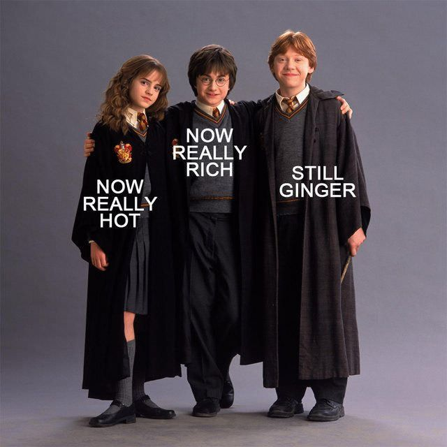 Have you ever met anyone from the Harry Potter cast? Just curious ;)