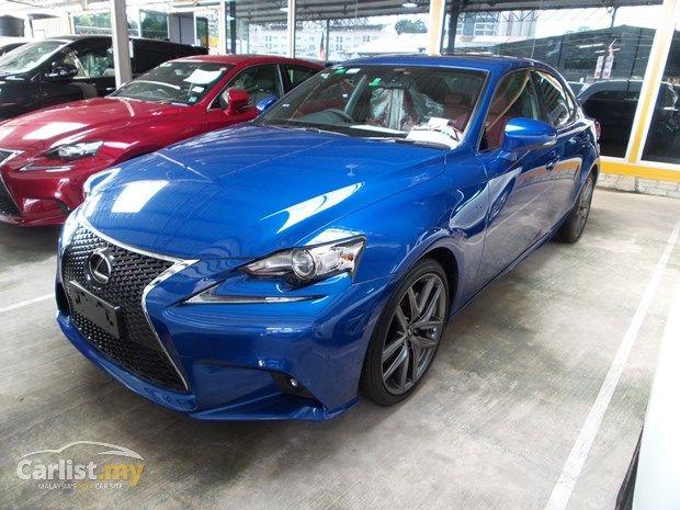 Search 119 Lexus Is250 Cars for Sale in Kuala Lumpur Malaysia ...