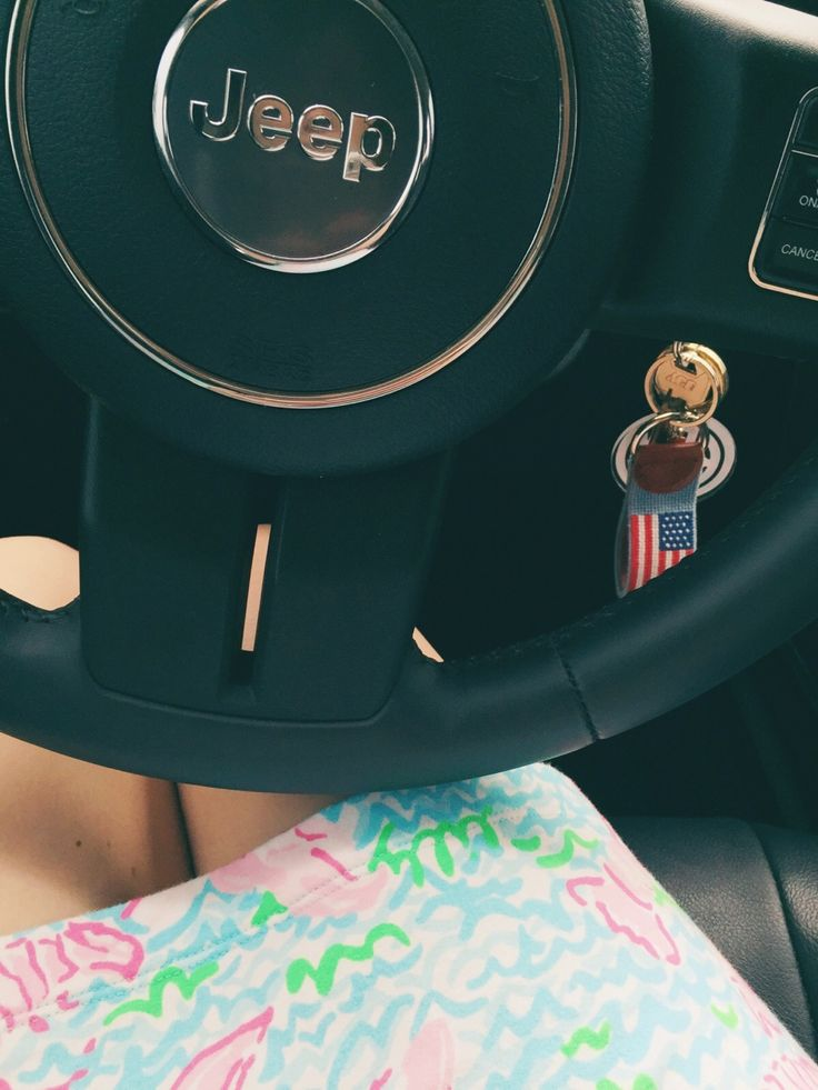 Everything I love: Jeeps, Lilly, and America (via TumbleOn)