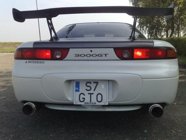 Mitsubishi 3000 GT Igła!!! możliwa zamiana