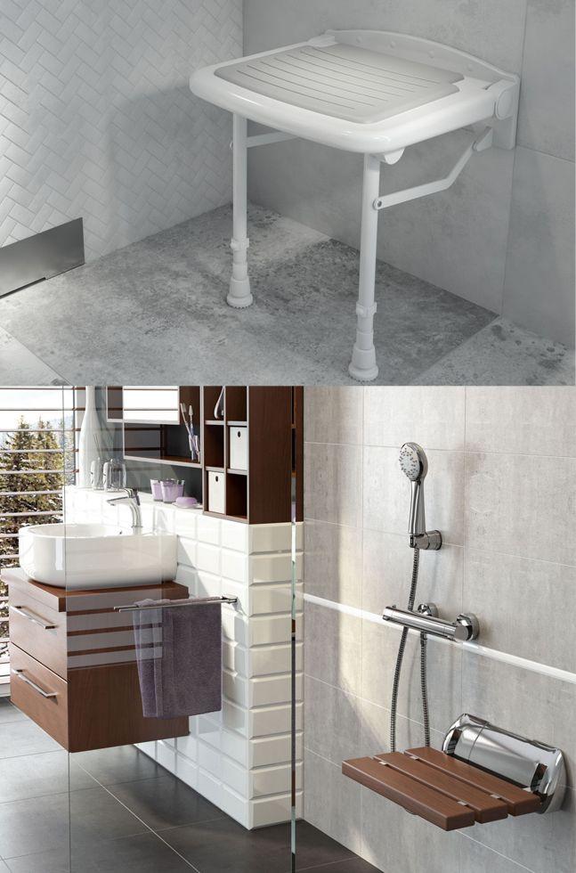 Akcesoria Lazienkowe Dla Niepelnosprawnych Uchwyty Lustro Uchylne Siedzisko Przyscienne Single Vanity Vanity Bathroom Vanity