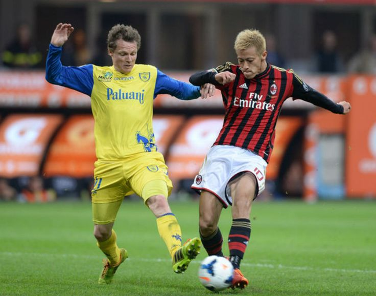 Chievo Milan Serie A