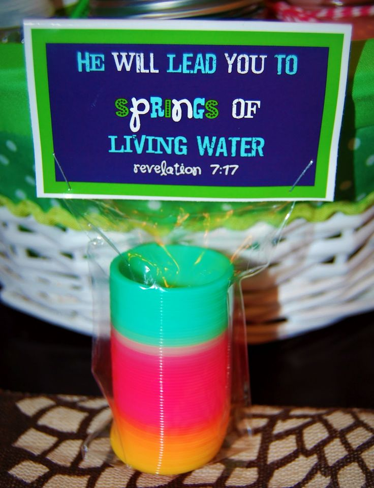 69 best gospel crafts ideas images on pinterest christian easter basket re label springs of living water negle Gallery