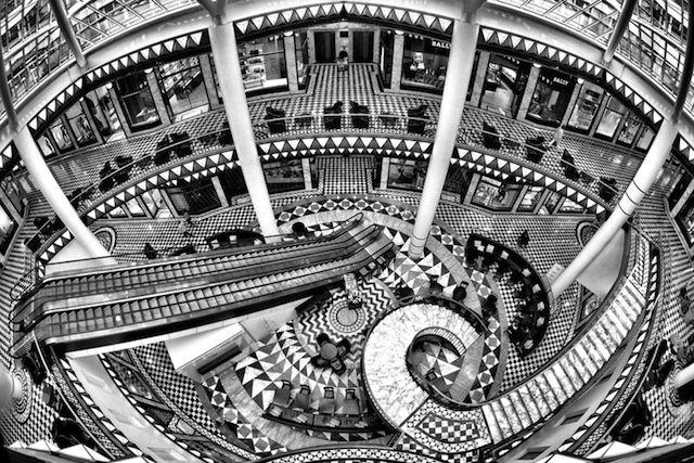 These Architectural Illusion Photos Might Give You Vertigo