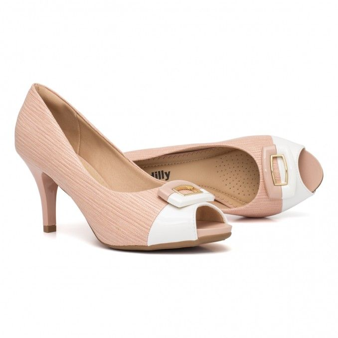Piccadilly Piccadilly Patch Detail Pumps Tan recommend for sale R9rVu