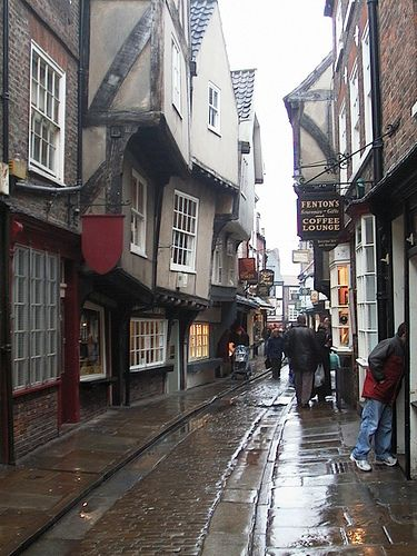 The Shambles In York Which I Love To Visit As It Makes Me