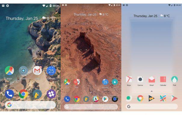 google pixel 2 launcher apk download