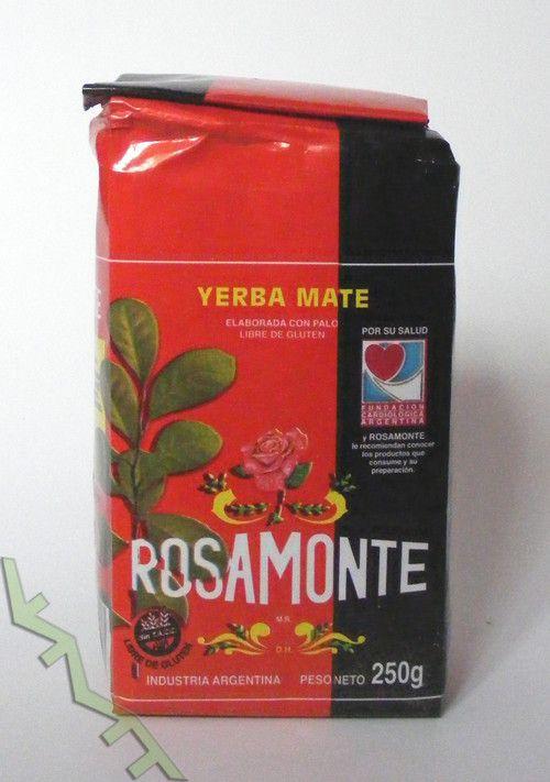 Rosamonte Elaborada to idealna opcja na spróbowanie klasycznej mate wysokiej jakości.  Posiada sporą dawkę pobudzenia i delikatną różaną nutę w tle.  Cieszy się uznaniem wielu osób na świecie i w Polsce.  http://ymt24.pl/yerba-mate-rosamonte-elaborada-250g  Cena - 10,99 zł Opakowanie - 250g  #herbata #rosamonte #yerba #yerbaMate