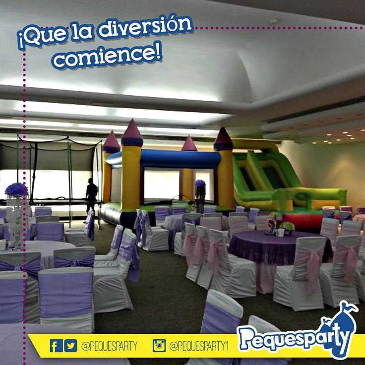 Comunícate con nosotros Y déjanos llevar la diversión a tu evento.  PequesParty Fábrica de Sonrisas!  #fiestas #animacion #eventos #maracaibo #vzla #Occidente #cumple #yeah #castillos #Snacks #Party #activaciones #cool #mcbo #niños #kids #inflables #castillos #tobogan #animacion #261 #marketing