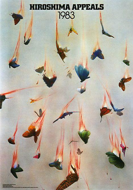 One of my favorite posters ever by Yusaku Kamekura